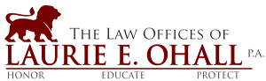 Attorney Laurie Ohall Honer Educate Protect Logo