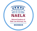 Member of National Academy of Elder Law Attorneys (NAELA)